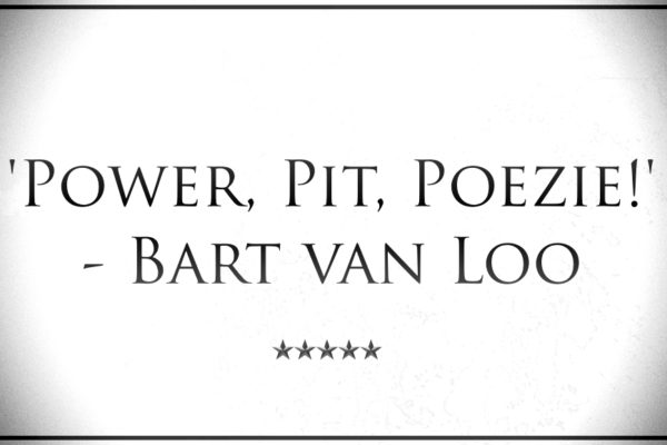 Catalijne, zangeres theater_quote Bart van Loo